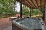 Highlands Hideaway - Private Deck Off Master