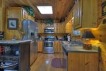 Highlands Hideaway - Fully Equipped Kitchen