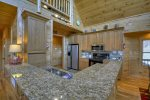 Blue Jay Cabin - Fully Equipped Kitchen