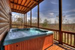 Blue Jay Cabin - Hot Tub