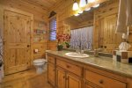 Bear Butte - Master Bathroom w/ Tub/Shower Combo