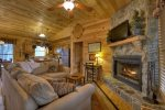 Bear Butte - Living Area