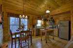 Bear Butte - Dining and Kitchen Area