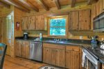 Dogwood Dream - Fully Equipped Kitchen