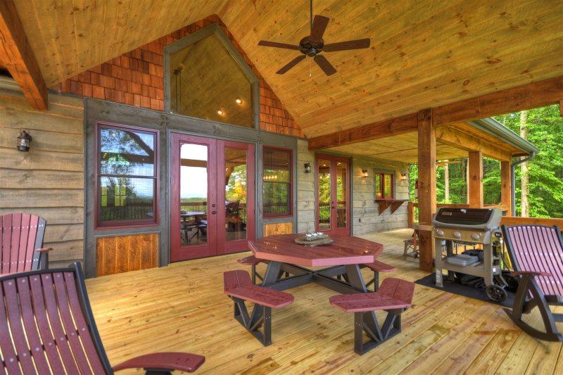 Almost Like Home in Blue Ridge - North GA Cabin Rental