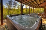 Eagle`s Landing - Hot Tub
