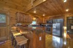 Eagle`s Landing - Fully Equipped Kitchen
