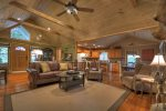 Hidden Falls - Master Queen Bedroom
