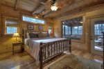 Reel Creek Lodge - Entry Level King Bedroom