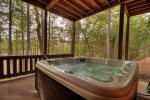 Reel Creek Lodge - Hot Tub