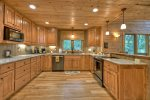 Alpine Ridge - Entry Level Fully Equipped Kitchen