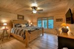 Alpine Ridge - Entry Level Master King Bedroom