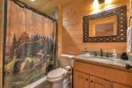 Alpine Ridge - Upper Level Bathroom