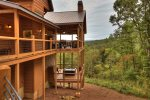 Alpine Ridge - 2-Tiered Deck