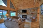 Alpine Ridge - Entry Level Living Area