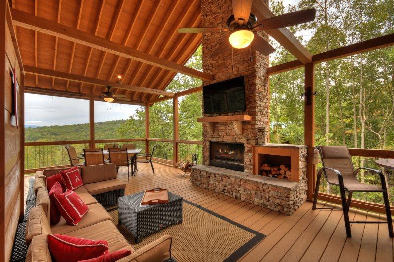 Alpine Ridge - North GA Cabin Rental