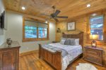 Rustic Elegance - Entry Level Queen Bedroom