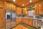 Endless Sunset - Fully Equipped Kitchen