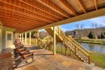 Riverbend - Lower Level Deck w/ Outdoor Seating