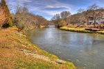Riverbend - View of Toccoa River