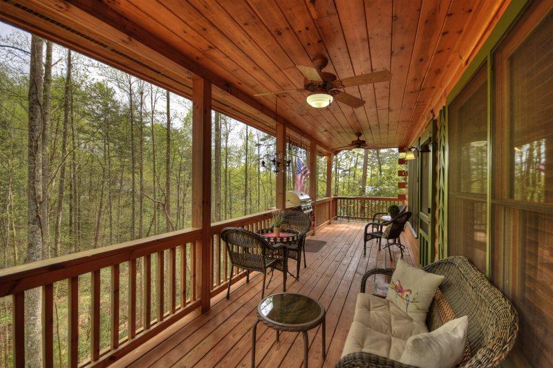 Boo Bear North Ga Cabin Rental