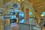 Black Bear Bungalow - Entry Level Fully Equipped Kitchen