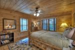 Black Bear Bungalow - Entry Level Queen Bedroom