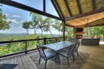 New Heights - Outdoor Dining Area