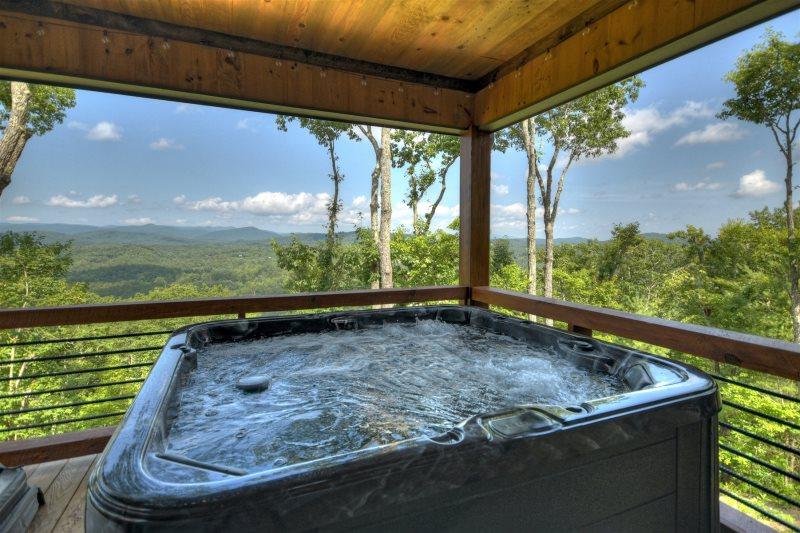 New Heights Blue Ridge Georgia Cabin Rental In North Georgia