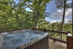 A Perfect Day - Lower Level Hot Tub