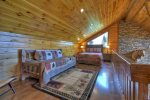 Upper Level Open Loft