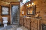 Upper Level Master Suite Bathroom