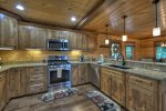 Deer Trail - Fully Equipped Kitchen