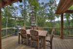 Deer Trails - Outdoor Dining Area