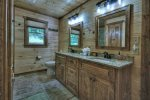 Deer Trails - Main Level Full Bathroom