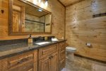 Deer Trails - Lower Level Full Bathroom