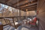 The Bears Den - Front Deck