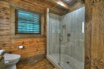 A Stoney River - Entry Level King Master Suite Bathroom