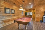 Moonlight Lodge - Pool Table