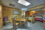 A Birds Eye View - Twin Bunks