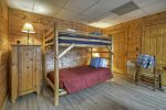 A Birds Eye View - Lower Level Full Bathroom