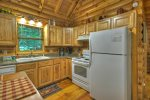 A Breath of Fresh Air - Fully Equipped Kitchen