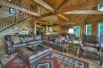 Panoramic Paradise - Entry Level Open Floor Plan Dining Area