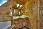 Panoramic Paradise - Upper Level King Master Bedroom with En Suite and Private Balcony