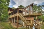 Panoramic Paradise - Lower Level Full Bathroom
