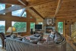 Panoramic Paradise - View from Entry Level Deck