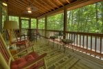 Serendipity - Entry Level Screened Deck with Games/TV/Hot Tub