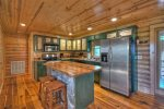 Whippoorwill Calling - Entry Level Fully Equipped Kitchen