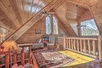 Whippoorwill Calling - Upper Level Loft Area