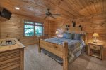 Whippoorwill Calling - Lower Level Queen Bedroom